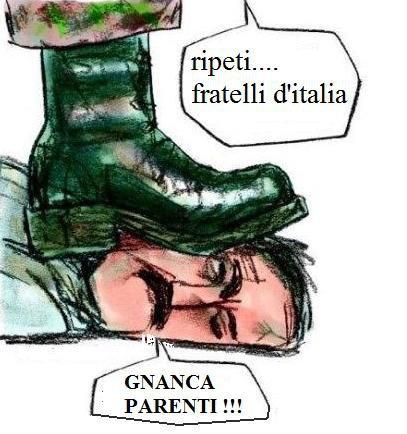 FRATELLI D'ITALIA - FOTO DI STATO VENETO NEDERLAND